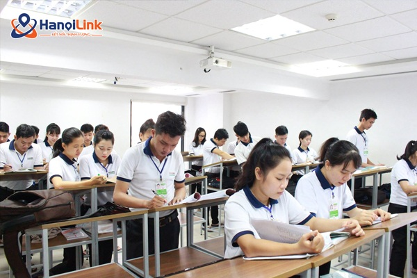 Lớp học du học sinh Nhật Bản