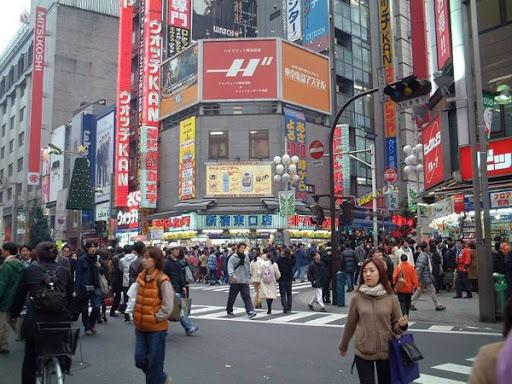 cuộc sống du học sinh tại Nhật Bản