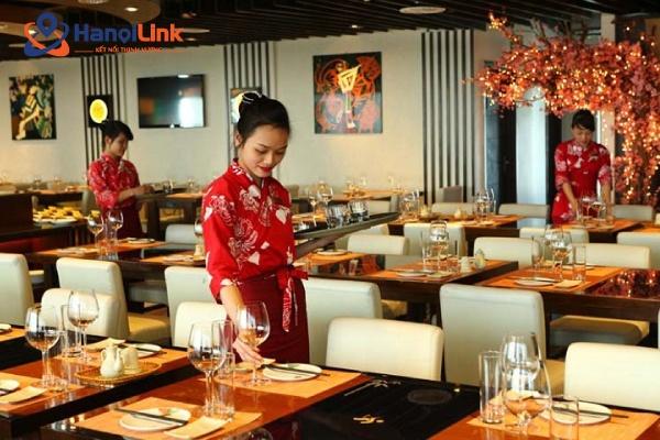việc làm thêm tại nhà hàng dành cho du học sinh