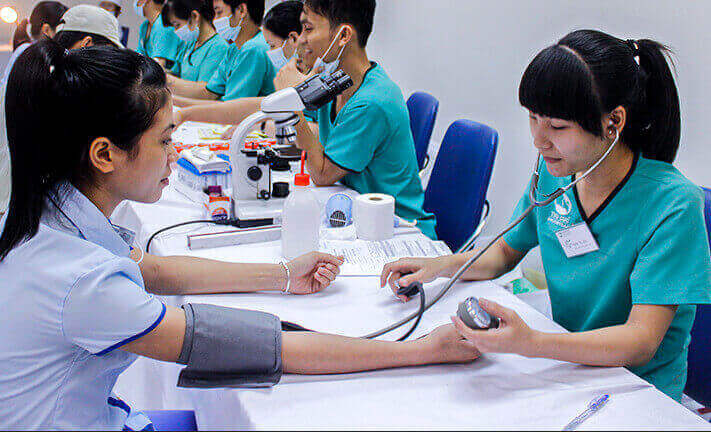Khám sức khỏe đi xklđ Nhật Bản