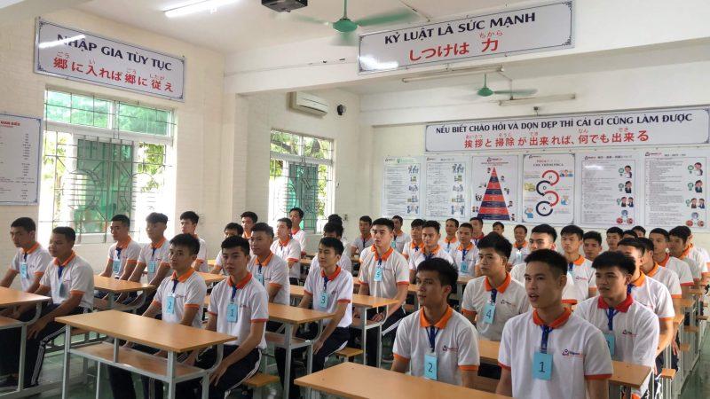 thực tập sinh Nhật bản Hanoilink