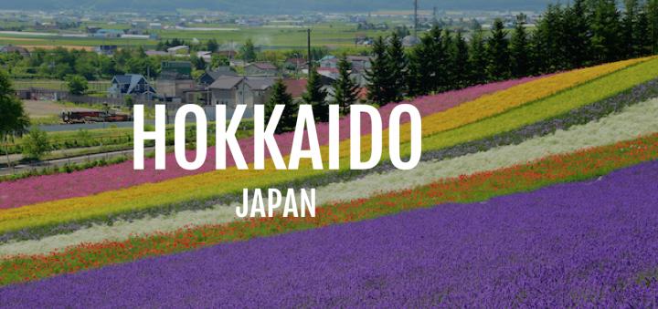 vùng hokkaido ở Nhật