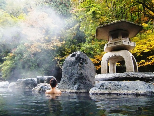 Tắm osen Nhật Bản