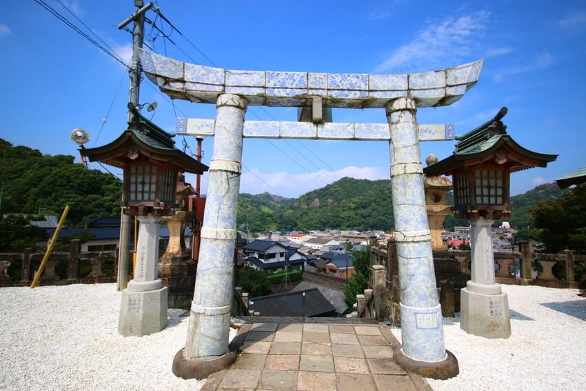 Đền Sueyama tại Saga