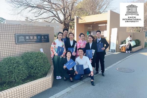 học vên đại học kaichi