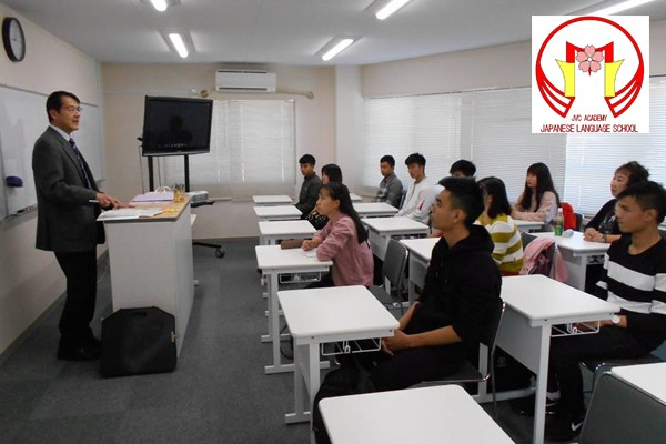 Học viên trường jvc academy