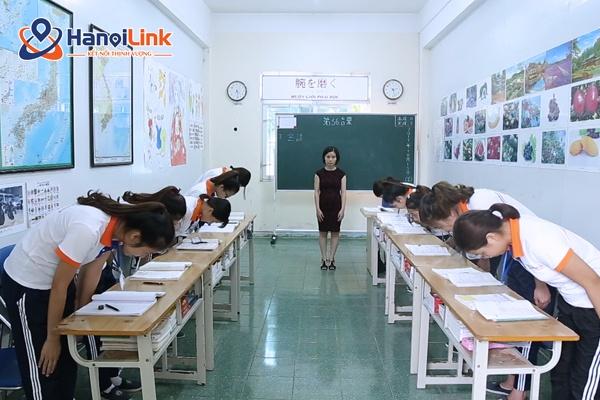 lớp học tiếng Nhật Hanoilink