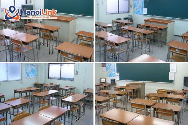 Lớp học trường nhật ngữ Tokyo Johoku