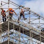 Đơn hàng xây dựng đặc định (tháo, lắp giàn giáo)