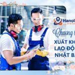 Chương trình xuất khẩu lao động Nhật Bản - Hanoilink