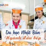 Du học Nhật Bản ngành Đầu bếp - du học Hanoilink