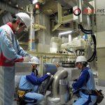 Đơn hàng lắp đặt hệ thống đường ống tại Ibaraki